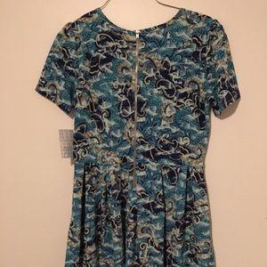 LuLaRoe Dresses - Lularoe Amelia 2XL dress NWT